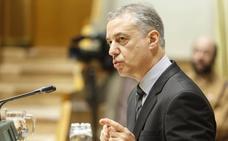 Urkullu defiende la unión del PNV ante la «alianza del no» de la oposición para «bloquear» los Presupuestos