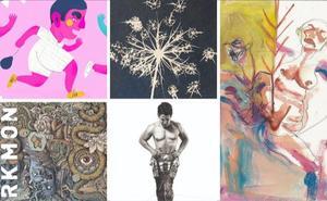 Montehermoso se convierte en un gran bazar de ilustraciones y dibujos