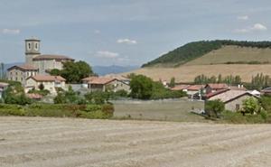 La Ertzaintza sorprende a dos individuos mientras robaban en un caserío de la zona rural de Vitoria