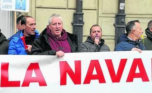 La Naval se queda sin caja para pagar el salario de sus trabajadores