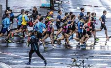 Las fotos de la Media Maratón de Vitoria 2018