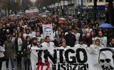 La plataforma Cabacas exige que a la dimisión del jefe de la Ertzaintza se sume la de la consejera de Seguridad