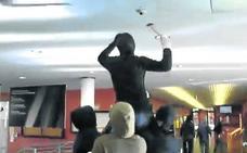 Ley del silencio en la facultad de Letras de la UPV