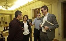 Urtaran retira los presupuestos y acusa a la oposición de «falsa voluntad negociadora»