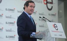 El presidente de la CEOE reclama estabilidad, rigor presupuestario y control de la deuda