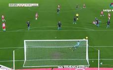 Los cinco mejores goles de la jornada 18 de Segunda