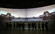 El preludio emotivo al museo Guggenheim