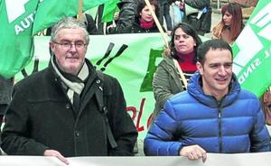 El sindicalista navarro Mitxel Lakuntza sustituirá a 'Txiki' Muñoz al frente de ELA
