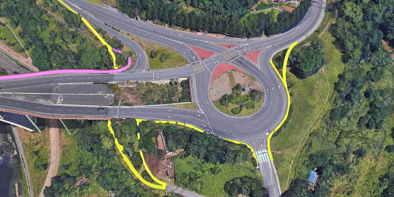 Los peatones podrán cruzar el viaducto de Miraflores en agosto