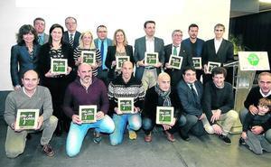 18 municipios conjurados con el reciclaje