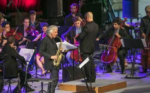 La Gasteizko Ganbara Orkestra busca emocionar con el concierto 'Al calor del invierno'