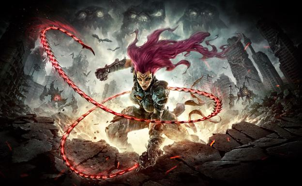 Darksiders 3 /THQ Nordiq