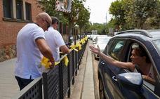 La Fiscalía no ve delito en que se identifique a quienes quitan lazos amarillos