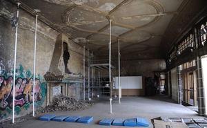 Un experto de Naciones Unidas colabora con la restauración de Punta Begoña en Getxo