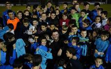 Jon Rahm regresa a sus raíces en Plentzia