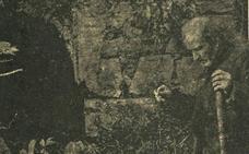 El Santo de Begoña, que vivía en un horno de pan