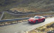 Porsche 718 Touring, 300 CV de deportividad
