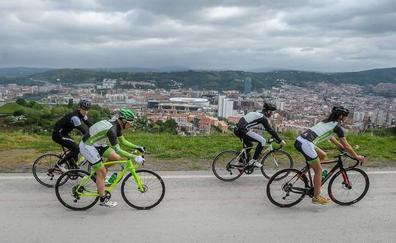 El monte Arraiz decidirá la etapa de Bilbao en la Vuelta 2019