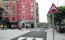 Los conductores estrenan el viernes la Avenida de Algorta