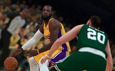 NBA 2K: veinte años superando la perfección