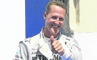 La prensa británica 'saca' a Schumacher de la cama