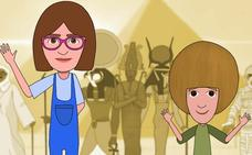Antzinako Egipton, un nuevo videojuego infantil en euskera
