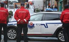 Tres jóvenes detenidos tras ser sorprendidos robando un chalet de Algorta