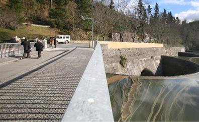 El Consorcio de Aguas retomará tras el próximo verano las obras para reforzar el abastecimiento de Las Encartaciones