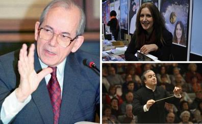 Los premios Sabino Arana 2018 distinguen a Michel Camdessus, Dolores Redondo y Juanjo Mena,