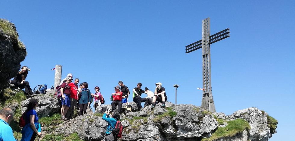 Rutas de montaña: Bargagain (1.154 m.)