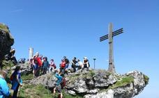 Ruta Maiza (1.182 m.), Bargagain (1.153 m.) y Santa Marina (1.064 m.)