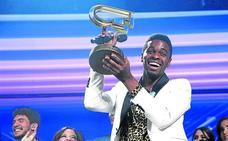 «Sería brutal que un negro representara a España en Eurovisión»