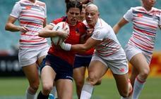 La última etapa de las World Series femeninas de rugby se jugará en Biarritz