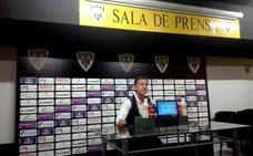 Larrazabal: «Nos falta un poco de gol»