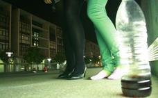 La Ertzaintza abre un acta por presencia de menores en una discoteca de Bolueta