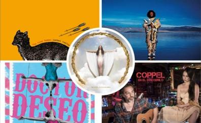 Nuestros favoritos musicales de 2018
