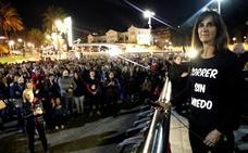 Euskadi protagoniza diferentes quedadas runners con el lema «Ni una menos»