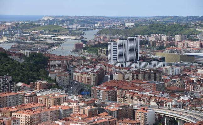 Bilbao aumenta su parque inmobiliario con 20.000 pisos a pesar de perder 10.000 vecinos