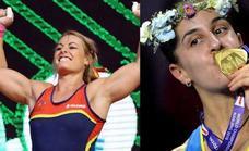 Lydia Valentín y Carolina Marín, leyendas del deporte mundial