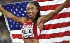 El drama de Allyson Felix, la campeona olímpica que ocultó su embarazo