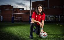 «La gente se equivoca si sigue pensando que el rugby es un deporte violento»