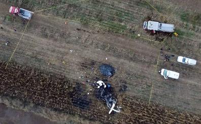 Muere la gobernadora de Puebla y su esposo en un accidente aéreo