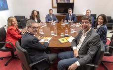 PP y Cs cierran su acuerdo programático en Andalucía con 90 medidas
