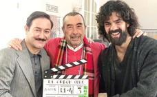 Garci convierte a Carlos Santos en Germán Areta en 'El Crack Cero'