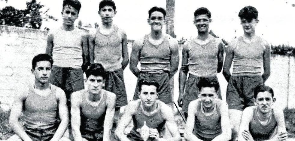 Marianistas, el primer campeón