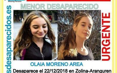 Buscan a una menor de 15 años desaparecida en Navarra