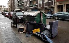 Durango prevé reciclar el 60% de los residuos domésticos en el plazo de dos años