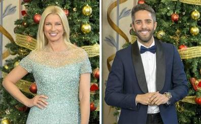 Presentadores de las Campanadas 2018 en La 1, Telecinco, Antena 3, La Sexta y ETB
