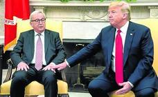 La UE teme que Trump vuelva a la carga a inicios de año con aranceles al automóvil