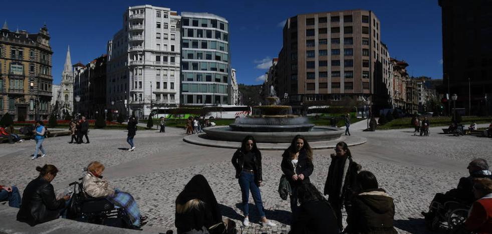 Sol y frío en Euskadi para despedir el año